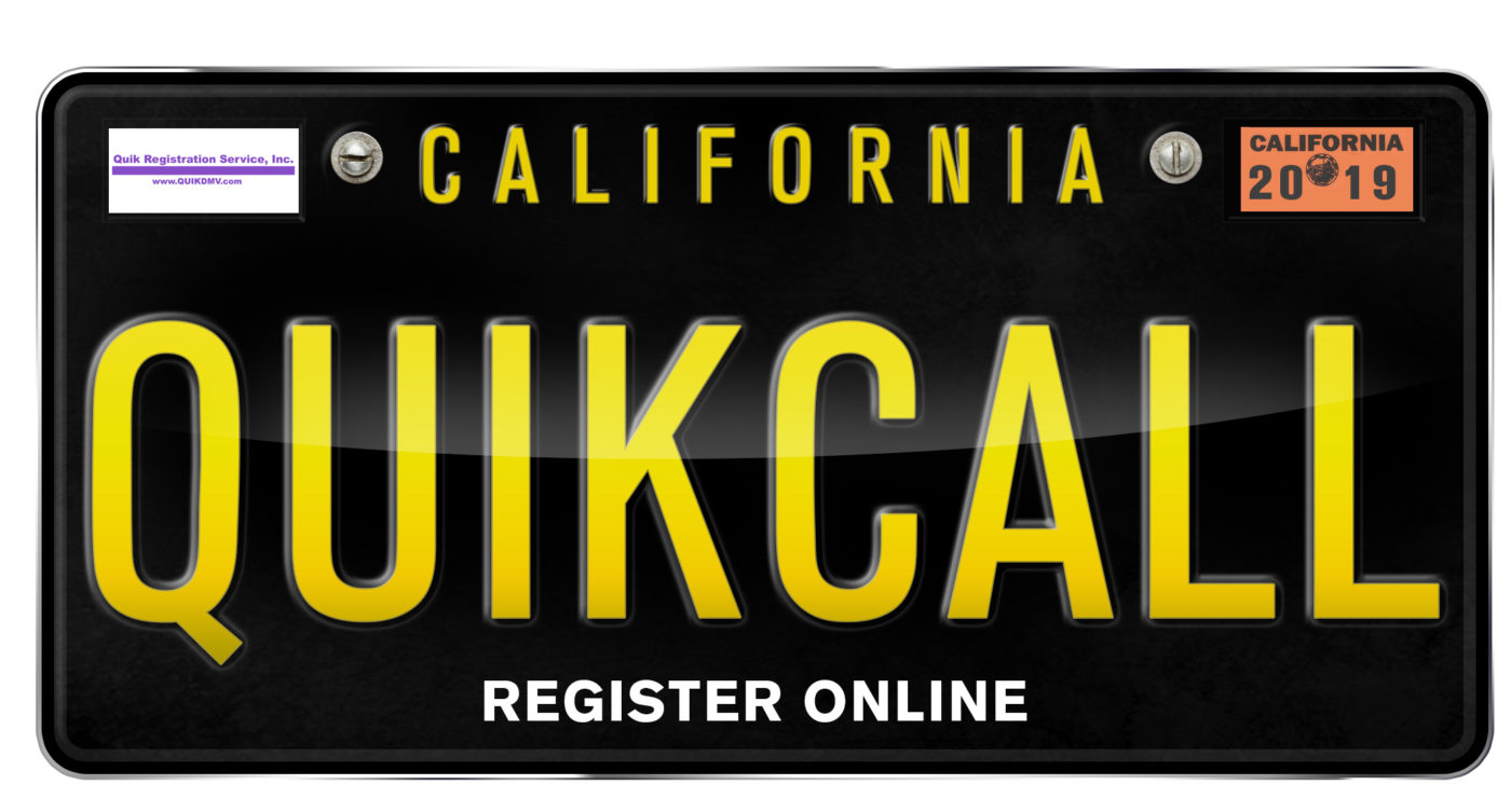 Fleet Registration Services - QuikDMV Registration Services